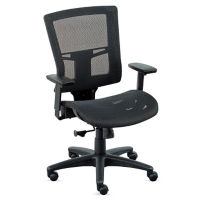 Perspective All Mesh Mid-Back Chair, C80011