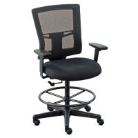 Perspective Mesh Back Stool Chair, C80015