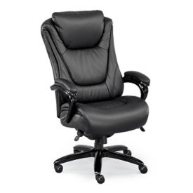 Leather Big and Tall Executive Chair, C80420