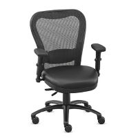 24/7 Ergonomic Task Chair with Memory Foam Seat, C80433