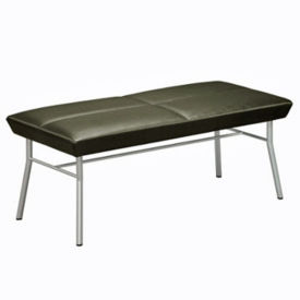 Fabric Two-Seat Bench, C80247