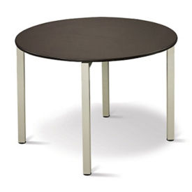 "At Work 42"" Round Conference Table, T11277"