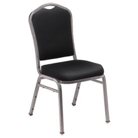 Vinyl Padded Stack Chair, C67823