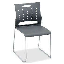 Plastic Stack Chair, C60233