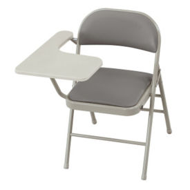 Polyurethane Folding Chair with Tablet Arm, C57792
