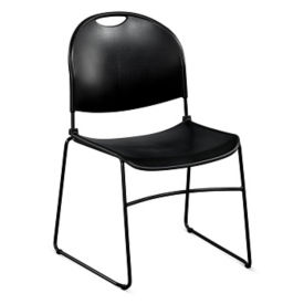 Snap Tamperproof Stack Chair, C67843-1
