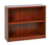 "Two Shelf Laminate Bookcase - 30""H, B32228"