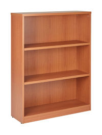 "Three Shelf Laminate Bookcase - 48""H, B32229"