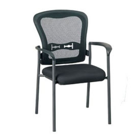 Mesh Back Guest Chair, C80220