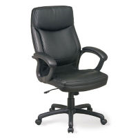 Bonded Leather Chair, C80154