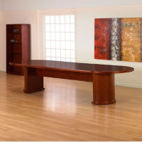 12' Racetrack Conference Table, C90058