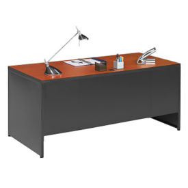 "48"" Single Pedestal Desk, D30200"