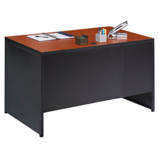 "66"" Single Pedestal Desk, D30201"