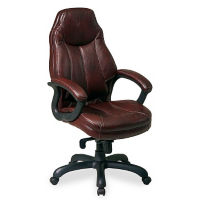 Plush Eco Leather Chair, C80221