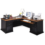 L-Desk with Right Return, D35064