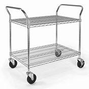 """Heavy Duty Mobile Cart 36""""W x 24""""D, B34424"""