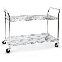 "Heavy Duty Mobile Cart 48""W x 24""D, B34425"
