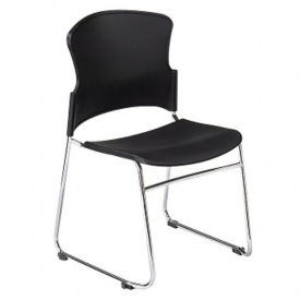 Molded Plastic Stack Chair, C67738
