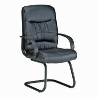 Leatherette Guest Chair, C80113