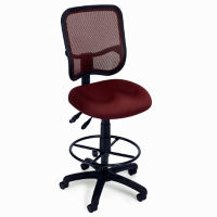 Mesh Drafting Stool, C80122