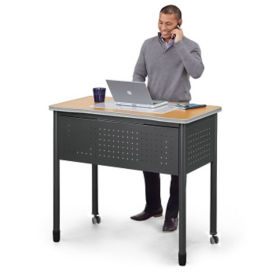 "Mesa Compact Standing Height Desk - 47""W, D35662"