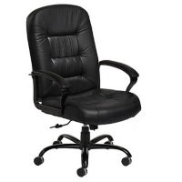 Big & Tall Executive Leather Chair, D50029