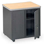 Utility Table with Doors, E10251