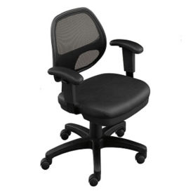 Mesh Back Conference Chair, C80480