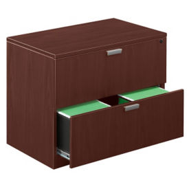 Contemporary Two-Drawer Lateral File, L40838