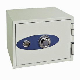 Fire Resistant Safe - .58 Cubic Ft Capacity, L40370