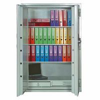 Fire Resistant Safe with Digital Lock - 24.12 Cubic Ft Capacity, L40378