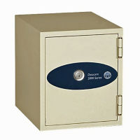Fire Resistant Data Safe - .28 Cubic Ft Capacity, L40379