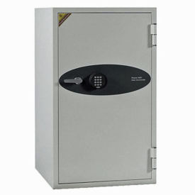 Fire Resistant Data Safe - 4.6 Cubic Ft Capacity, L40385