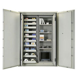 Fire Resistant Data Safe - 15.75 Cubic Ft Capacity, L40387