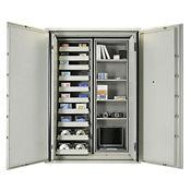 Fire Resistant Data Safe - 15.75 Cubic Ft Capacity, L40387