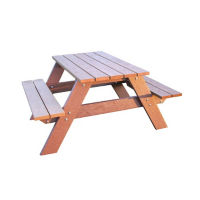 "Economy Recycled Plastic Picnic Table - 48""W, F10240"