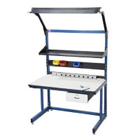 "Laminate Cantilever Workbench 60""Wx30""D, T11609"
