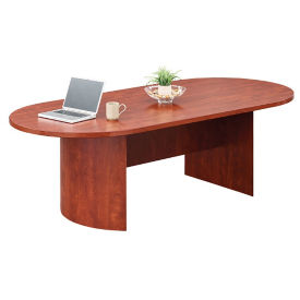 Encompass Oval Conference Table - 8 ft, T11892