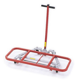 "Desk Lifter with 4"" Casters, V20820"