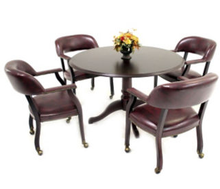 42 Round Traditional Table, C90038