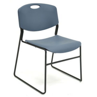 Polypropylene Stack Chair, C60198-2