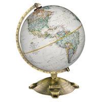 """Die Cast Allanson Globe - 12"""" Diameter, V21463"""