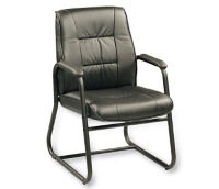 Leather Side Chair, C80086
