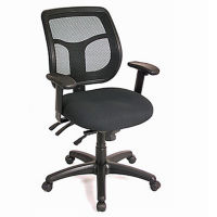 Apollo Mesh Back Multi-Function Ergonomic Chair, C80446