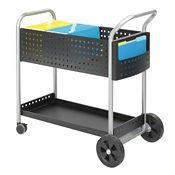 "32"" Scoot Mail Cart, L40734"