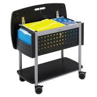 Scoot Mobile Filing Cart, L40735