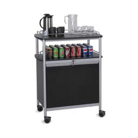 Mobile Beverage Cart, B34592