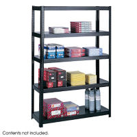 "Boltless Steel Shelving Unit - 48""x18"", B32205"