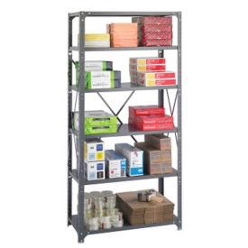 """Steel Shelving Unit - Six Shelf, 36""""x18"""", B32225"""