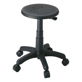 Soft Seat Rolling Stool, C70451